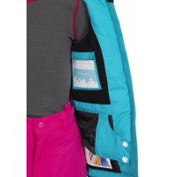 Pánská lyžařská bunda KUMN257
